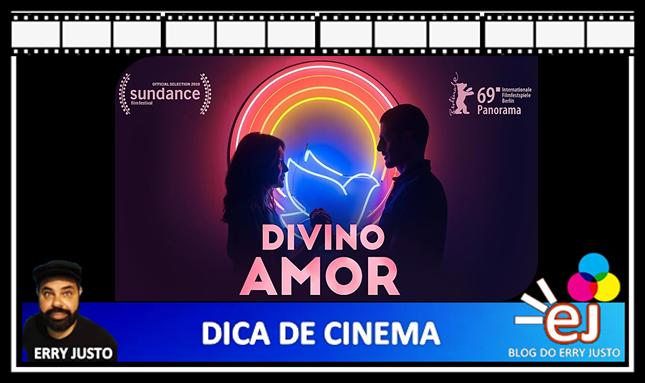 DIVINO AMOR - O FILME DEBOCHADO DA GLOBO CONTRA O CONSERVADORISMO