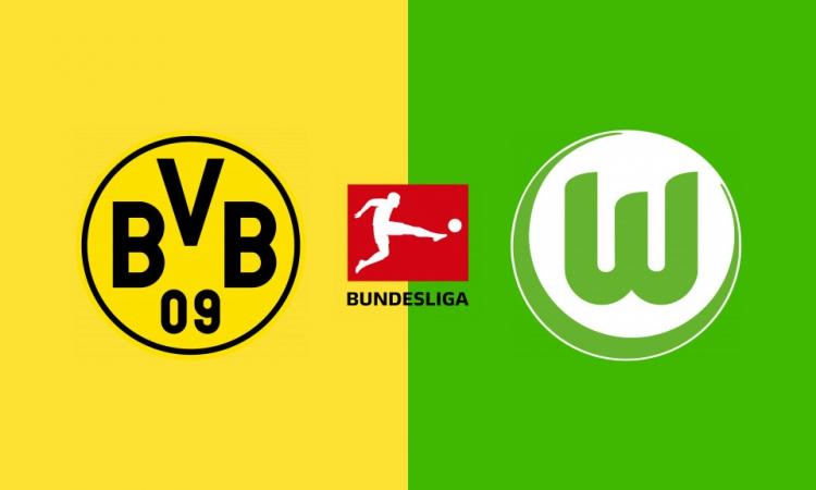 بث مباشر مباراة بوروسيا دورتموند وفولفسبورج