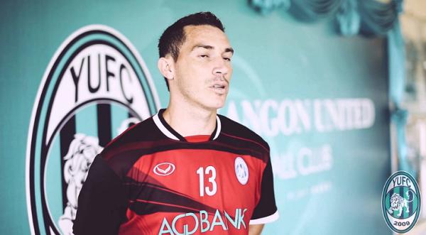 Pemain Baru Mitra Kukar Top Skor 3 Musim di Liga Myanmar