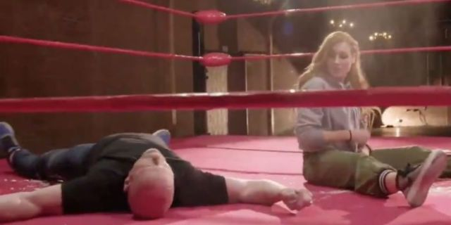 Video: Becky Lynch stunner to Stone Cold Steve Austin