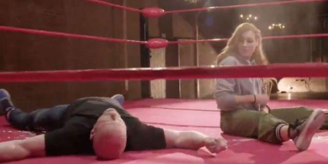 Video: Becky Lynch stunner to Stone Cold Steve Austin