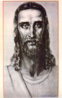 a verdadeira foto de jesus cristo