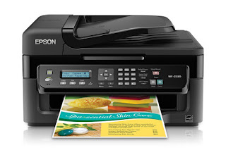 Epson WorkForce WF-2530, Drivers & Downloads