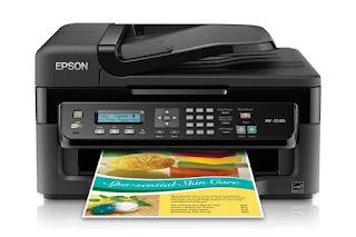 Epson WorkForce WF-2530, Drivers & Downloads