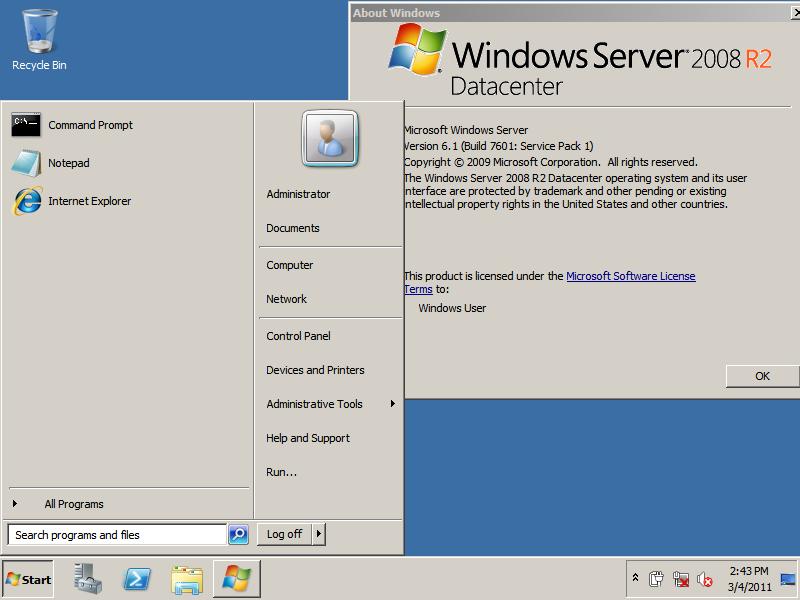 I.R.U.Soft: Windows Server 2008 All In One R2 SP1 Pre