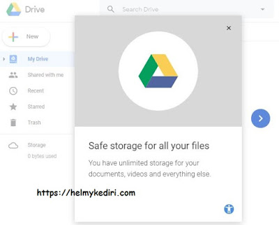 akun googledrive unlimited gratis1
