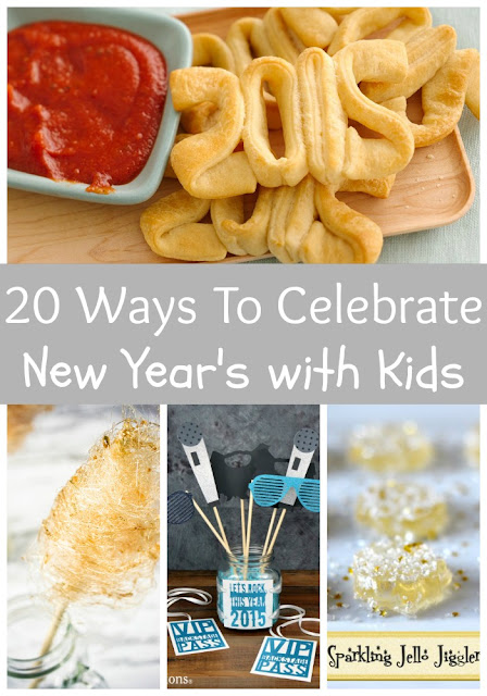 New Years Kids Activities
