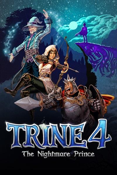 โหลดเกมส์ Trine 4: The Nightmare Prince