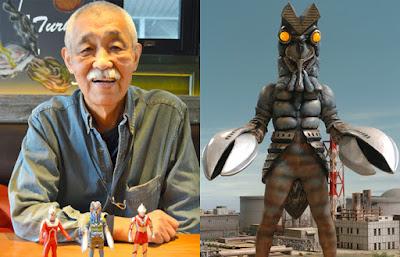 Minoru Nakano Of Tsuburaya Productions Has Passed Away