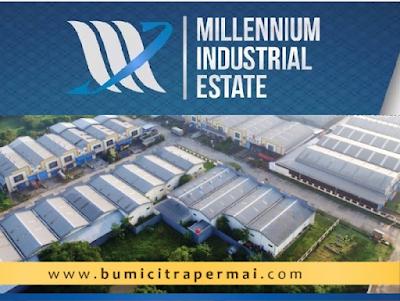 Daftar perusahaan di kawasan industri Mllennium Cikupa, Tangerang