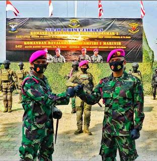 Putera Jepara Berhasil Pimpin Pasukan Elit Marinir TNI-AL