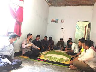 Jelang Pilkada, Kapolres Silaturahmi dengan Aktivis HMI Dompu