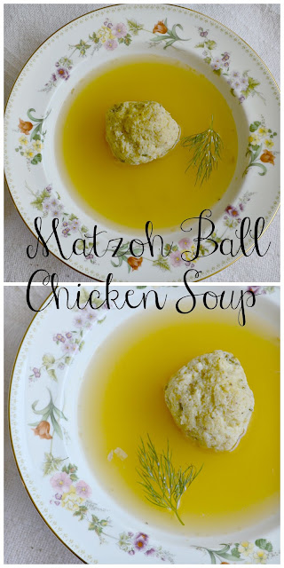 How to Make Chicken Soup and Matzoh Balls and Passover Menus! #chickensoup #matzohballs #Passover www.thisishowicook.com