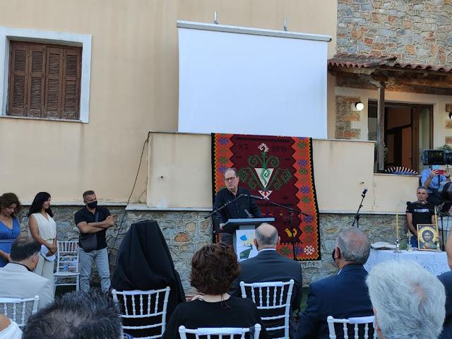 Στο Γεράκι Λακωνίας η υφαντική τέχνη έχει το σπίτι της