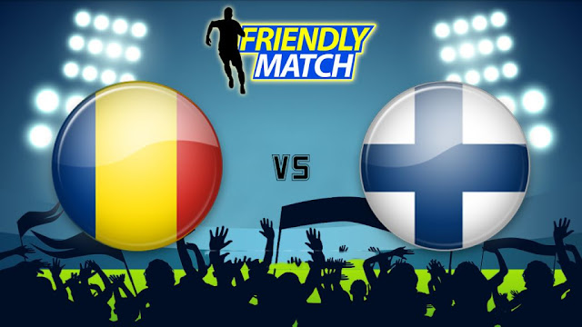 Romania vs Finland Full Match Replay 05 June 2018