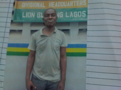 51-Year Old Casket Maker Defiles 8-Year Old Girl In Lagos