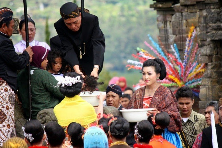 VARIOUS EVENTS in DIENG CULTURE FESTIVAL 2016  Hidden Place for Visit on Java