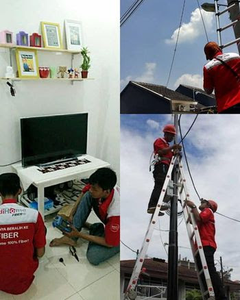 Harga Pasang Wifi Telkom