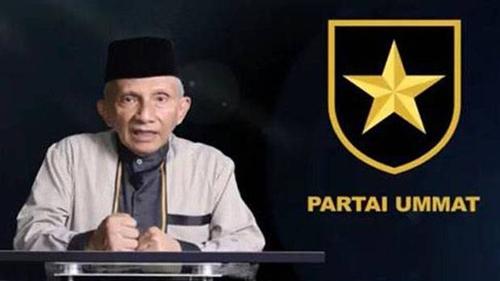 Pendukung Jokowi: Isu Presiden 3 Periode Ramai Karena Kesinisan Amien Rais Bukan PDIP!