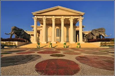 Museum Satwa Batu-malang.