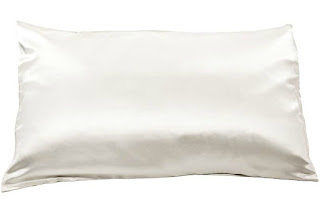 Why you should sleep on a silk pillow case