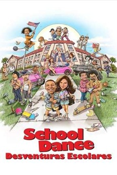 Download School Dance - Desventuras Escolares Dublado e Dual Áudio via torrent