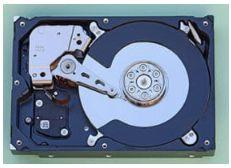 Computer Hard Drive Components