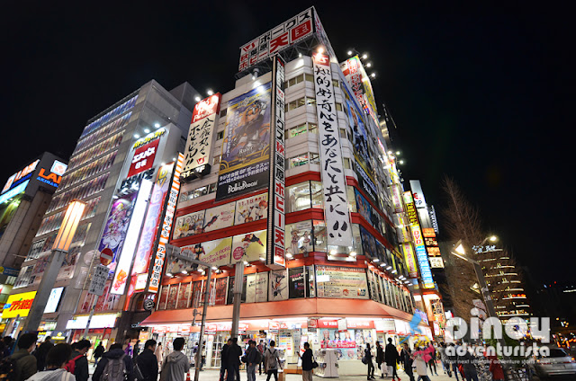 TOP THINGS TO DO AND TOURIST SPOTS IN TOKYO JAPAN