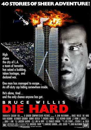 Die Hard 1988 BRRip 1080p Dual Audio In Hindi English