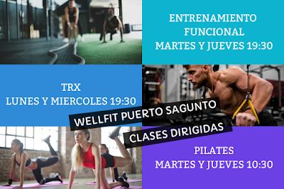 Entrenamiento funcional, TRX, Pilates
