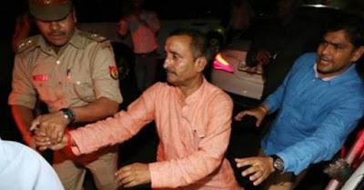 CBI Arrest Police Officers In Unnao Gang Rape Case