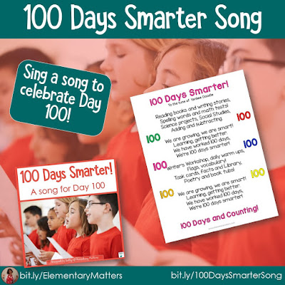 https://www.teacherspayteachers.com/Product/100-Days-Smarter-198426?utm_source=blog%20post%20Music%20and%20Memory&utm_campaign=Day%20100%20Song