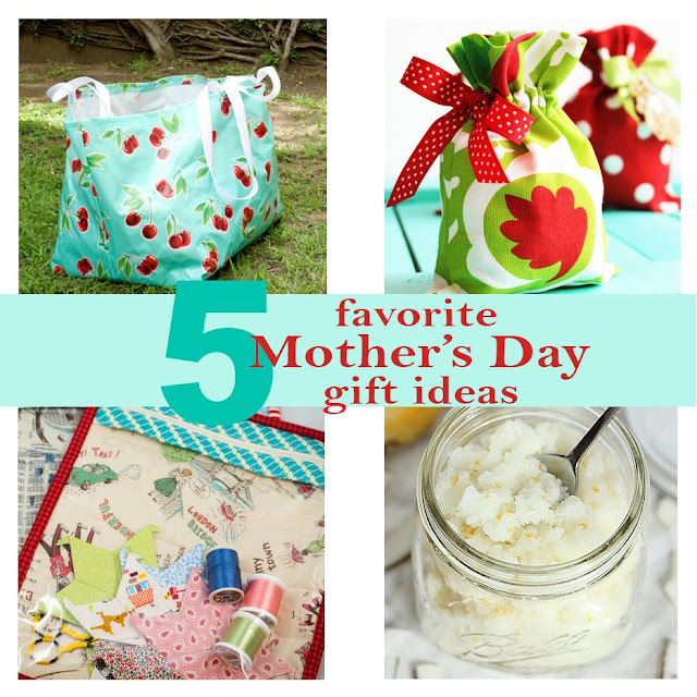 5 favorite Mother's Day gift ideas from A Bright Corner