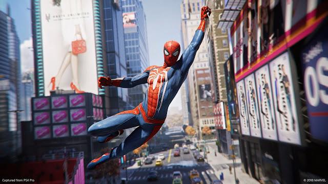 لعبة Spider-Man تستعرض عالمها من جديد ، شاهد الفيديو من هنا ..