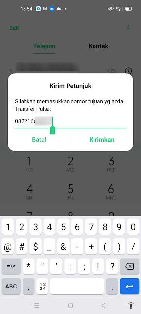 Cara Transfer Pulsa Sesama Telkomsel Dengan Mudah dan Cepat