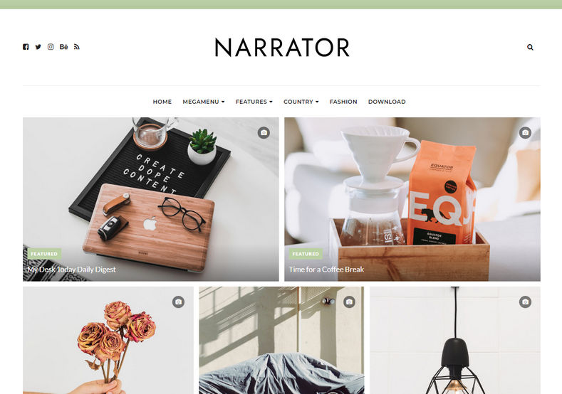 9+ Best Free Responsive Blogger Templates 2020 Free Blogger Themes