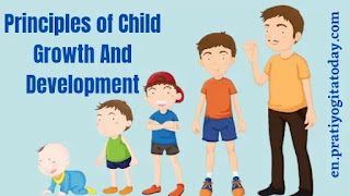 Principles of Child Growth And Development