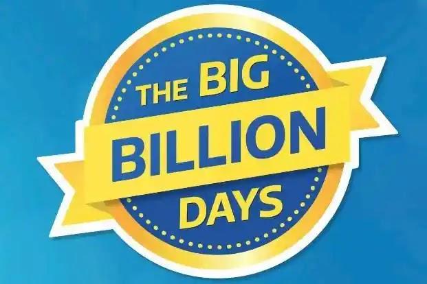 Flipkart Big Billion sale - E-Commerce Sale