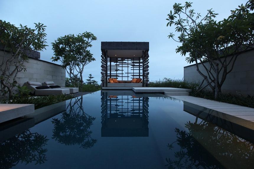 2. Alila Villas, Bali