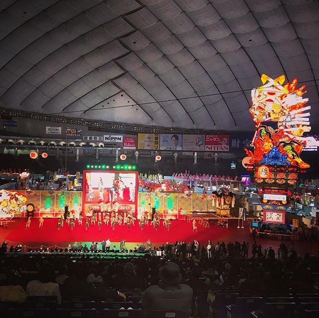 ふるさと祭り東京2018 | 東京ドーム | 訪問メモ