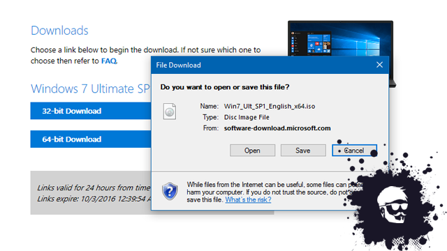 اداة مجانية لتحميل اي نسخة ويندوز او حزمة اوفيس بضغطة زر