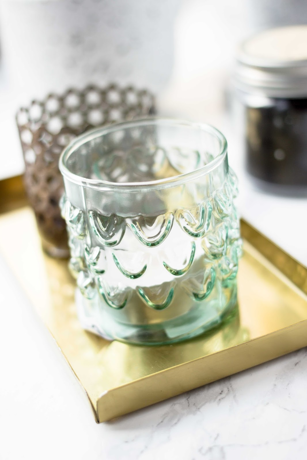 Homeware, Candle Holder, Tealight Holder, H&M, H&M Home, Pretty decor, Katie Writes,