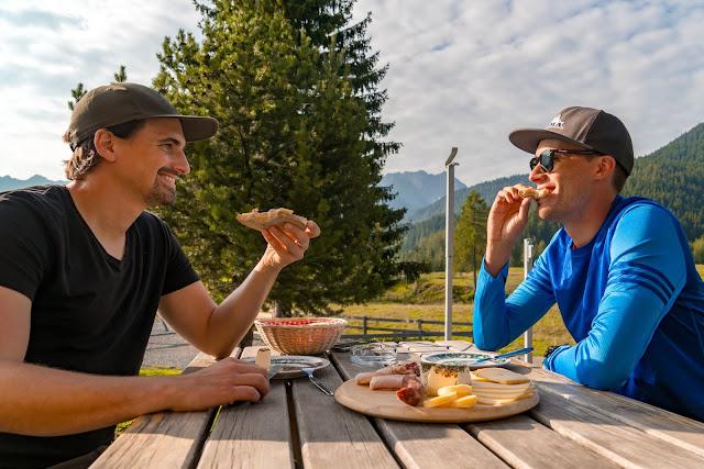 Kulinarische Genusswanderung – Bürserberg | Wandern Brandnertal | Wanderung Vorarlberg 01