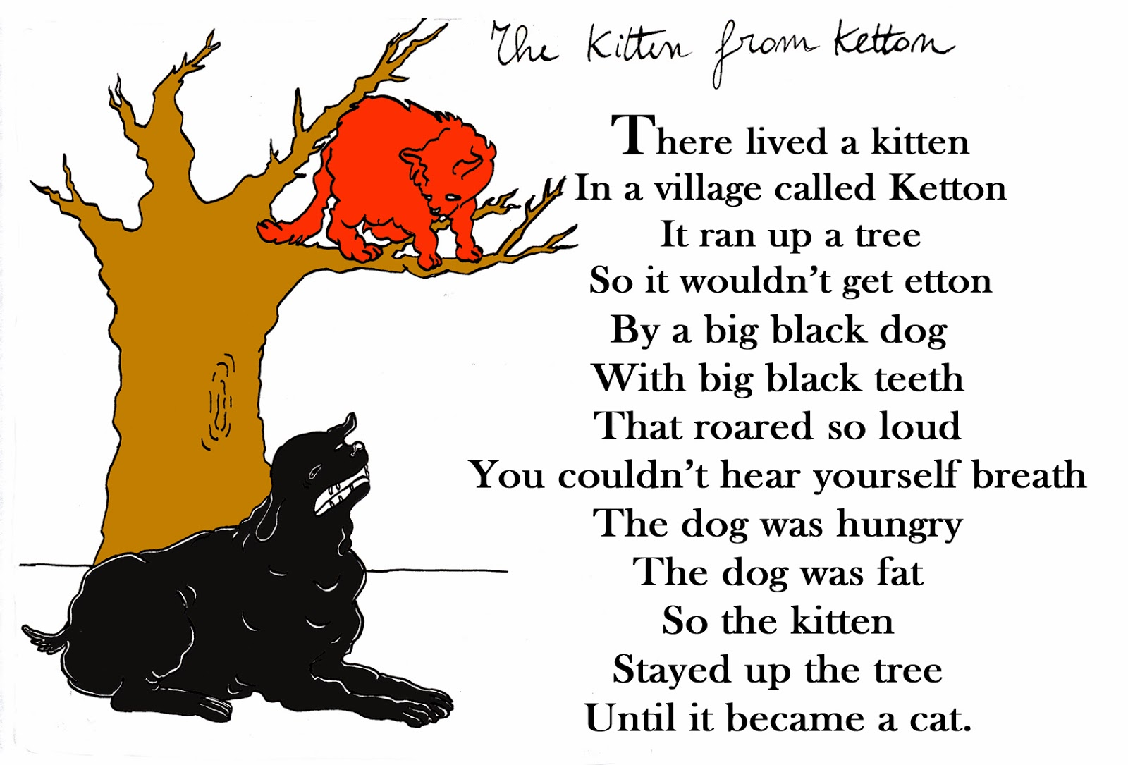 Kids Poems And Rhymes on Poetry For Kids With Alliteration