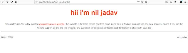 www.niljadav.com