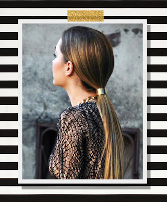 Days of Easy Holiday Hairs, Ponytails Practical Hairstyle
