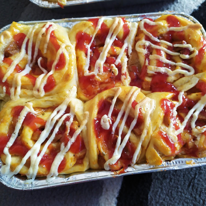 Pizza Loyang Isi 6