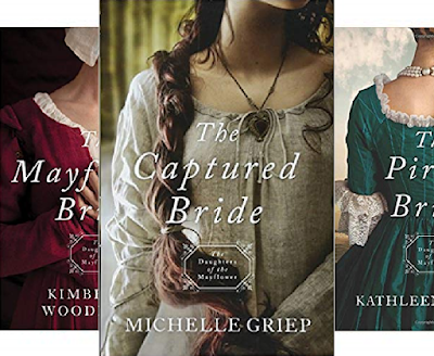 Daughters of the Mayflower Series - Books