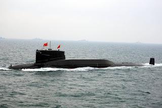 Kapal Selam China