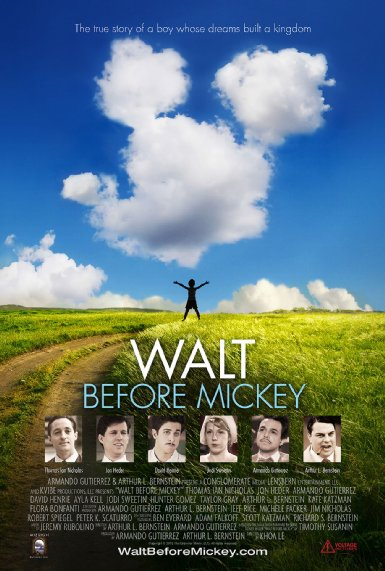 Nonton Film Online Walt Before Mickey (2015)